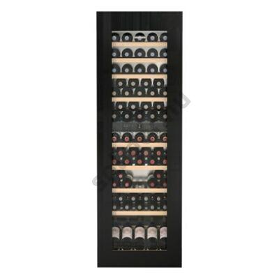 Liebherr EWTgb3583 Vinidor beépíthető borhűtő fekete 80 palack 178cm