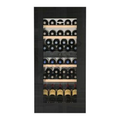 Liebherr EWTgb2383 Vinidor beépíthető borhűtő fekete 48 palack 122cm
