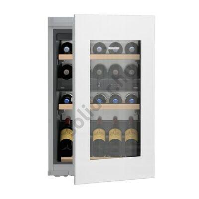 Liebherr EWTgw1683 Vinidor beépíthető borhűtő fehér 30 palack 88cm