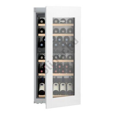 Liebherr EWTgw2383 Vinidor beépíthető borhűtő fehér 48 palack 122cm