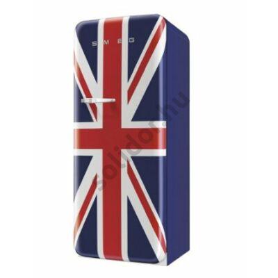 SMEG FAB28RDUJ3 angol zászlós retro egyajtós hűtő, fagyasztóval jobb oldali ajtópánt 1
