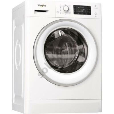 Whirlpool FWD91496WSEU előltöltős mosógép A+++ -30% 9kg 1400f/p SenseInverter motor LCD szöveges kijelző