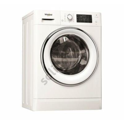 Whirlpool FWSD71283WCV EU keskeny előltöltős mosógép A+++ 7kg 1200f/p Clean+ és FreshCare+ funkció  Sense Inverter motor szöveges LCD kijelző 84x60x44 cm