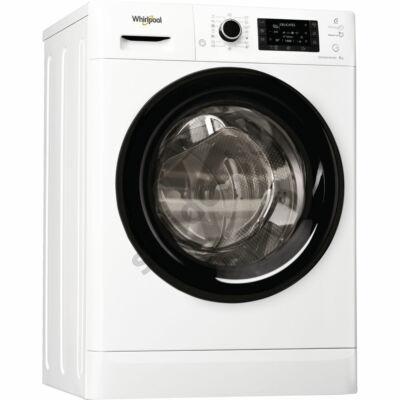 Whirlpool FWSD81283BVEEN keskeny előltöltős mosógép A+++ 8kg 1200f/p 84x60x47,5 cm