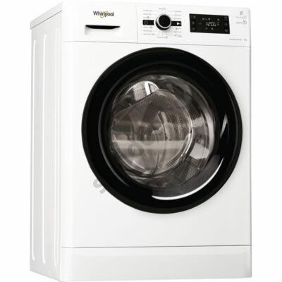 Whirlpool FWSG71283BVEE keskeny előltöltős mosógép D 7kg 1200f/p 84x60x43 cm