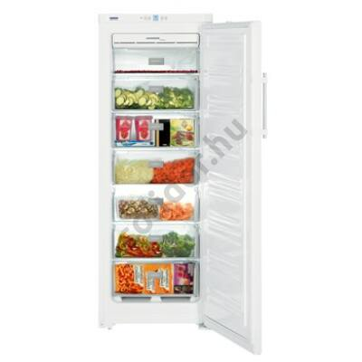 Liebherr GNP2713 Comfort A++ 221L NoFrost fehér fagyasztószekrény 164x60x63cm