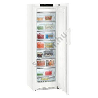 Liebherr GNi4355 Premium NoFrost BLUPerformance A+++ 268L fehér fagyasztószekrény 185x60x66,5cm