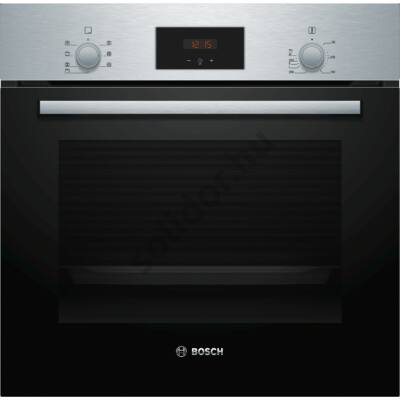 Bosch HBF133BR0 Serie 2 nemesacél beépíthető sütő