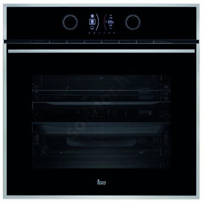Teka HLB 860 P SS inox DualClean tisztítású beépíthető elektromos sütő