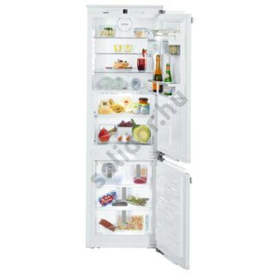 Liebherr ICBN3386 Premium BioFresh NoFrost IceMaker jégkocka készítő A++ 109/67/57L beépíthető hűtő 177 cm magas