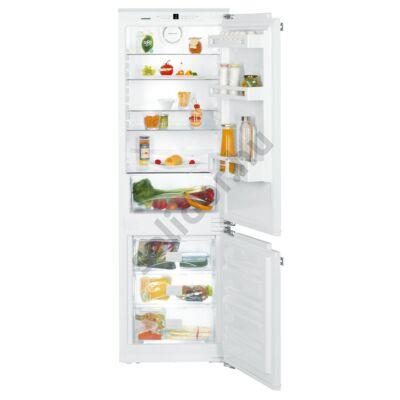 Liebherr ICN3314 Comfort beépíthető alulfagyasztós hűtő NoFrost A++ 194/62L 178x56x55cm