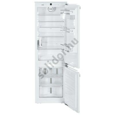 Liebherr ICN3386 Premium NoFrost IceMaker jégkocka készitő A++ 191/58L beépíthető hűtő 177 cm magas
