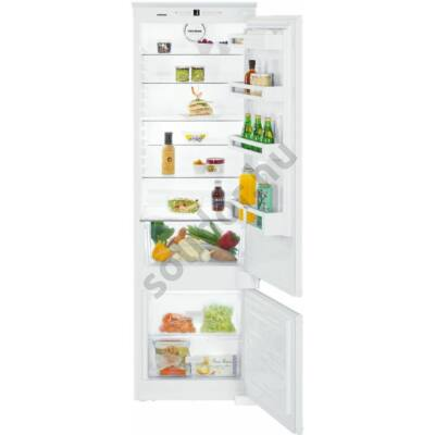 Liebherr ICS3324 Comfort A++ 194/80L beépíthető alulfagyasztós hűtő 177cm magas