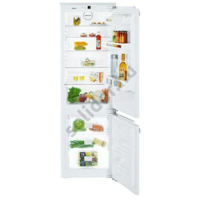 Liebherr ICUN3324 Comfort NoFrost A++ 194/62L beépíthető alulfagyasztós hűtő 177cm magas