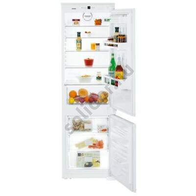 Liebherr ICUNS3324 Comfort NoFrost A++ 194/62L beépíthető alulfagyasztós hűtő 177cm magas