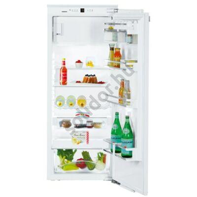 Liebherr IK2764 Premium A++ 215/20L egyajtós beépíthető hűtő 139 cm magas