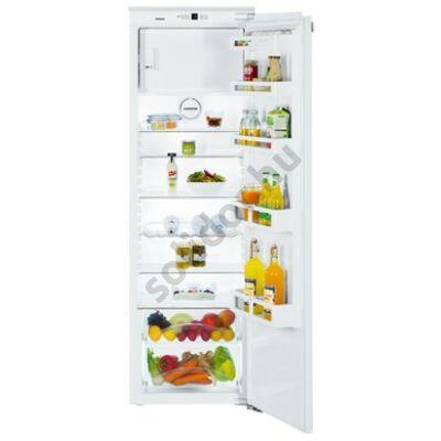 Liebherr IK3524 Comfort A++ 279/27L egyajtós beépíthető hűtő 177 cm magas