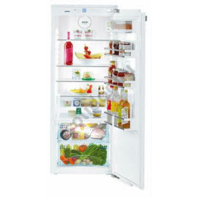 Liebherr IKB2760 Premium BioFresh A++ 171/59L beépíthető egyajtós hűtőszekrény 140cm magas