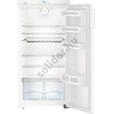 Liebherr K2630 Comfort egyajtós hűtő fehér A++ 248L 125x60x63cm