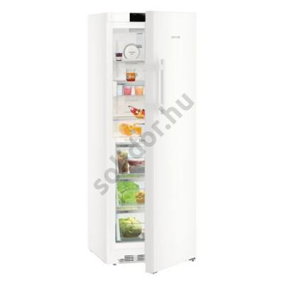 Liebherr KB3750 Premium BioFresh BLUPerformance egyajtós hűtő fehér A+++ 185/133L 165x60x66cm