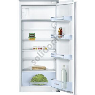 Bosch KIL24V60 Serie 2 hűtő egyajtós beépíthető A++ 183/17L 123x56x55cm