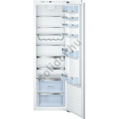 Bosch KIR81AD30 Serie 6 beépíthető egyajtós hűtő 177 cm A++ 319L