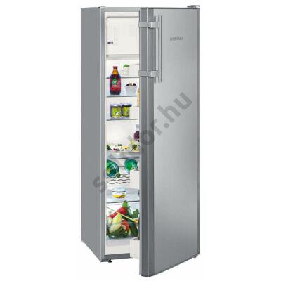 Liebherr Ksl2814 Comfort A++ 229/21L silver egyajtós hűtő belső fagyasztóval 140,2/55/62,9 cm