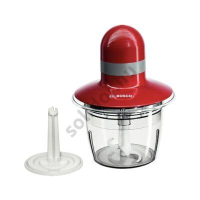Bosch MMR08R2 aprító készülék piros 400W 800ml műanyag tál
