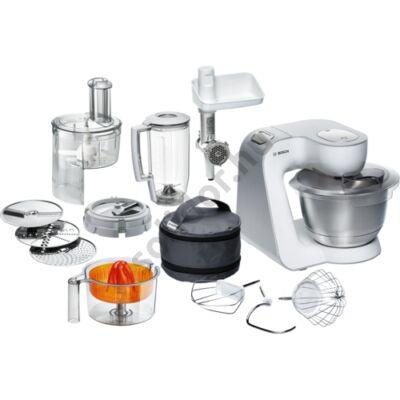 Bosch MUM54251 Styline konyhai robotgép 900W 3,9L fehér/ezüst