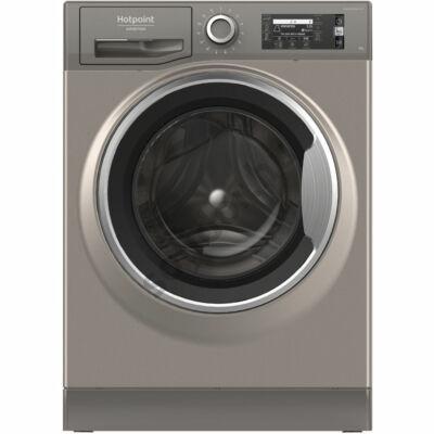 Hotpoint-Ariston NLLCD 946 GS A EU elöltöltős mosógép gőzfunkciós grafitszürke A+++ 9kg 1400f/p
