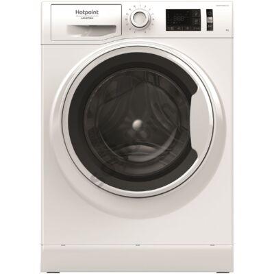 Hotpoint-Ariston NLLCD 946 WC A EU elöltöltős mosógép gőzfunkciós fehér A+++ 9kg 1400f/p