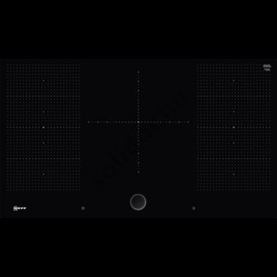 Neff T59PS51X0 N90 indukciós főzőlap 90 cm 2 Flex Induction TwistPad® Fire vezérlés Neff Collection
