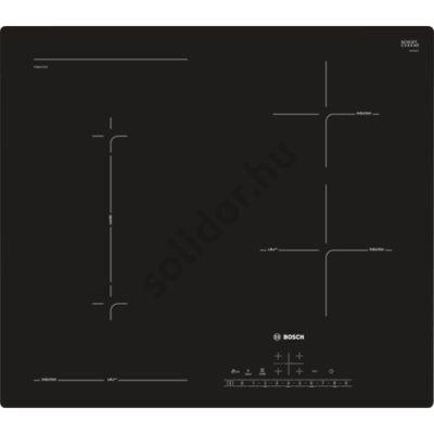 Bosch PVS611FC1E Serie 6 indukciós főzőlap 60cm 6,9kW