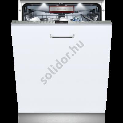 Neff S527T80X5E teljesen beépíthető mosogatógép XL A+++ 13 teríték TFT kijelző Zeolith szárítás 86,5 cm magas