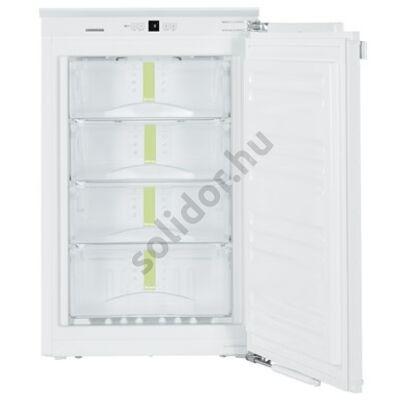 Liebherr SIBP1650 Premium BioFresh beépíthető egyajtós hűtőszekrény A+++ 84L 88cm magas