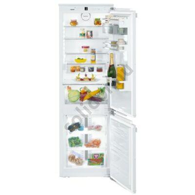 Liebherr SICN3386 Premium NoFrost  A++ 191/62L beépíthető hűtő 178 cm magas