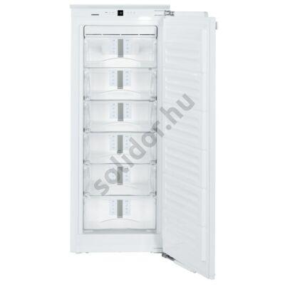 Liebherr SIGN2756 Premium NoFrost A++ 157L beépíthető fagyasztószekrény 140 cm
