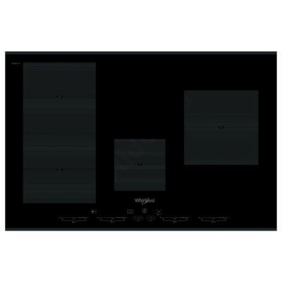 Whirlpool SMC774FBTIXL SmartCook indukciós főzőlap iXelium™ felület FlexiSide 77cm