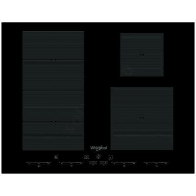 Whirlpool SMC654FBF SmartCook indukciós főzőlap FlexiSide 65cm