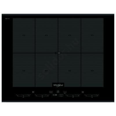 Whirlpool SMO658CBTIXL SmartCook indukciós főzőlap 65cm iXelium™ felület 8 indukciós főzőzóna