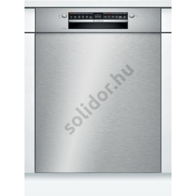 Bosch SMU4HVS31E Serie4 aláépíthető mosogatógép Home Connect A++ 60cm VarioDrawer evőeszközfiókkal