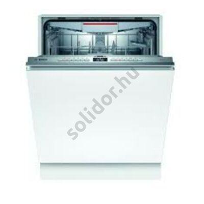 Bosch SMV4EVX14E Serie4 teljesen integrálható mosogatógép,13 teríték,EfficientDry szárítás,VarioFlex kosárrendszer