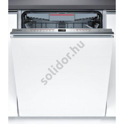 Bosch SMV68MD02E Serie 6 teljesen beépíthető mosogatógép OpenAssist ajtónyitás-segéd funkcióval A++ 60cm 14 terítékes