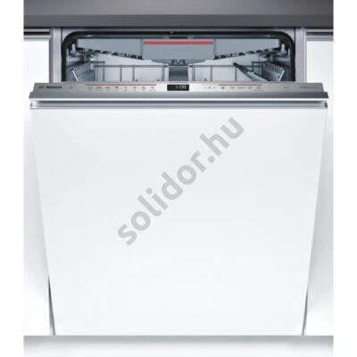 Bosch SMV68MX07E Serie 6 teljesen beépíthető mosogatógép VarioDrawerTimeLight A++ 60 cm 13 terítékes