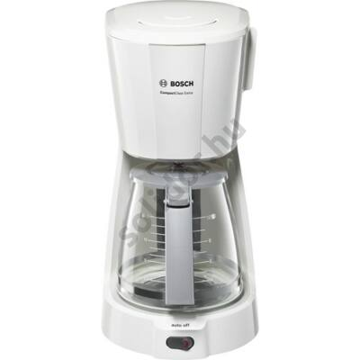 Bosch TKA3A031 Filteres kávéfőző fehér 1,25L 1100W