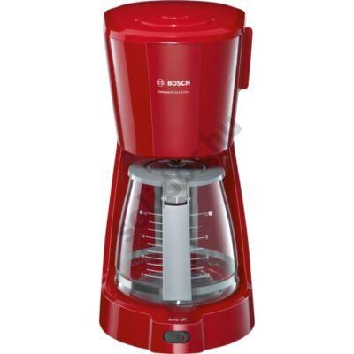 Bosch TKA3A034 Filteres kávéfőző piros 1,25L 1100W