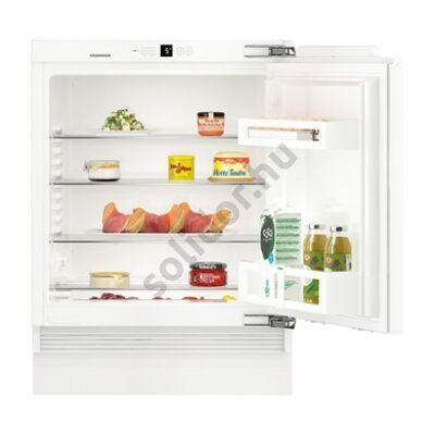 Liebherr UIK1510 Comfort A++ 136L aláépíthető hűtő 82-87x60x65cm