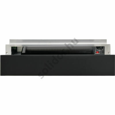 Whirlpool W1114 W Collection beépíthető edénytartó-melegentartó fiók 20 liter fekete