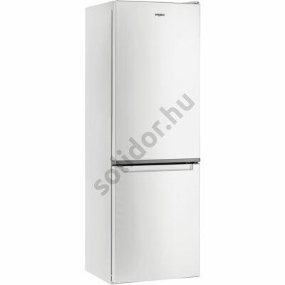 Whirlpool W7 811I W alulfagyasztós fehér NoFrost A+ hűtő 190x60x65cm