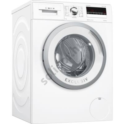 Bosch WAN28290BY Serie4 A+++ 8kg 1400f/p EcoSilence Drive™ TouchControl elöltöltős mosógép